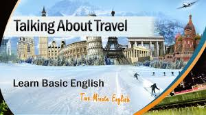 holiday english english conversations during travel and holidays