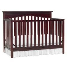 Stork Craft 4 In 1 Convertible Crib by Graco Hayden 4 In 1 Convertible Crib In Espresso Free Shipping