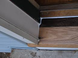 Exterior Door Threshold Installation Best Exterior Door Threshold Protections Door Stair Design