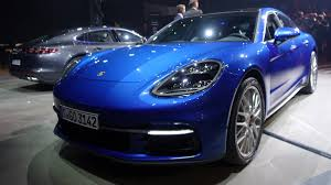 porsche night blue 2017 porsche panamera pricing specs and photos
