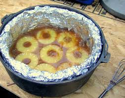 dutch oven pineapple upside down cake recipe dutch ovens
