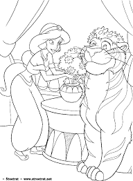 coloring pictures of disney characters
