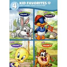 4 kid favorites baby looney tunes collection volumes 1 4