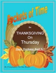 pockets of time for thanksgiving on thursday magic treehouse 27