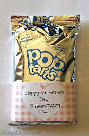 halloween pop tarts pop tart valentine u0027s day gift idea for kids crafty morning