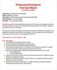 grant report template magnificent grant reporting template pictures inspiration