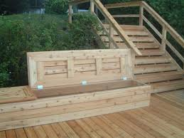 Deck Storage Bench Plans Free by Bedroom Wonderful Best 25 Garden Storage Bench Ideas On Pinterest