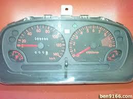 diy wiring meter daihatsu mira l5 car enthusiast car