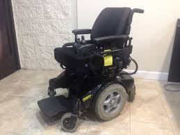 Used Power Wheel Chairs Invacare Pronto M91 Sure Step Power Chair Https Www