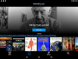 snagfilms watch free movies android apps on google play