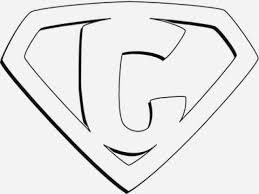 jesus is my superhero coloring page aygulumpage