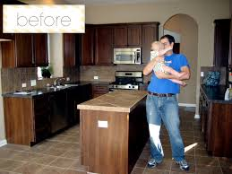 How To Refinish Kitchen Cabinets With Paint To Paint Your Kitchen Cabinets