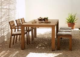 tribu kos teak garden dining table tribu garden furniture