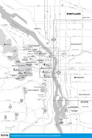 Maps Portland by Travel Maps Of Oregon Moon Travel Guides