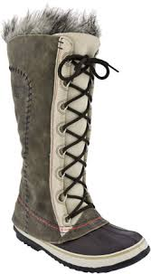 womens sorel boots canada cheap sorel cate the great deco s shearling boot twill