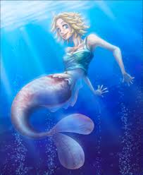 pretty mermaid caimie syblatortue deviantart