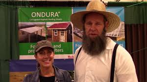 Ondura Panels by Interview With Off Grid With Doug U0026 Stacy About Ondura Roofing