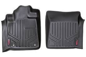 floor mats for toyota heavy duty fitted floor mats row for 2012 2018 toyota