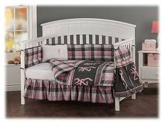 Baby Camo Crib Bedding Browning Buckmark Pink Crib Set Browning Buckmark Pink Crib Set