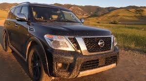 nissan armada 2017 release date 2017 nissan armada 4wd takes on the family road trip review youtube