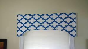 arched valance custom valance cornice valance white and