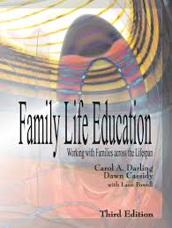 waveland press family life education working with families