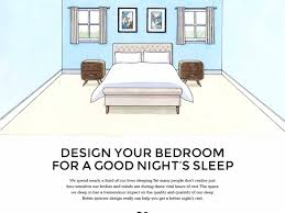 design your bedroom for a good night u0027s sleep business insider