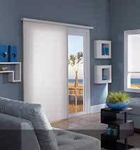 Ideas For Sliding Glass Doors by Ideas For Window Treatments Blindsgalore Com