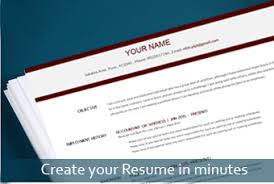 Resume Creator Free by Resume Builder