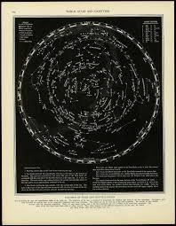 Fake Map Vintage Constellation Map Star Chart Maps Pinterest