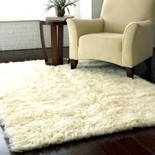 Fur Area Rug Fur Rug Bedroom Faux Fur Rug Bedroom Transitional With Blue And