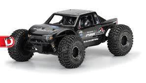 Ford Raptor Trophy Truck Kit - yeti archives rc driver