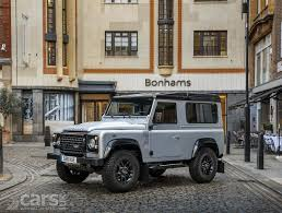 land rover defender 2015 price land rover defender 2 000 000 at defender heritage exhibition