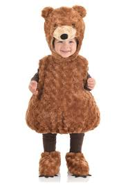 Despicable Halloween Costumes Toddler Bear Halloween Costume Toddler Teddy Bear Costume Small
