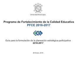 guia de la universidad veracruzana 2017 contenido objetivo general objetivos específicos énfasis