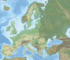 europe phisical map europe physical geography map throughout of lapiccolaitalia info
