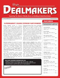 dealmakers magazine march 8 2013 by the dealmakers magazine issuu