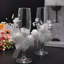 wine glass gift wedding chagne glass set decor hanap wine cup glasses gift
