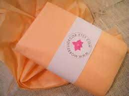gift wrap with tissue paper pin by elise porterbell on packaging tags