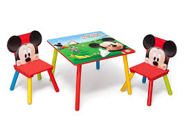 Mickey Mouse Chair mickey mouse table and chair set delta children eu pim