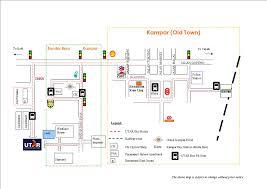 Harvard Map Department Of Student Affairs Kampar Campus