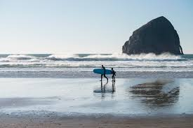 Seeking Oregon Coast Best Places To Learn To Surf On The Oregon Coast Outdoor Project