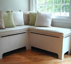 Corner Storage Bench Banquette Storage Build Your Own Ryland Modular Banquette Pottery