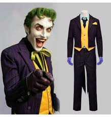 halloween costumes joker dark knight batman dark knight joker set gabardine trench coat cosplay costumes