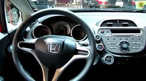 2013 Honda Fit Interior 2013 Honda Fit Dx At 2013 Montreal Auto Show
