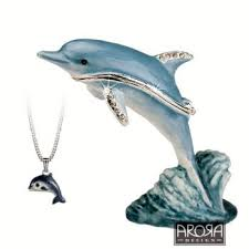 dolphin trinket box treasures dolphin trinket boxes