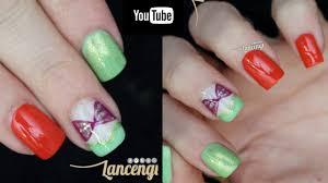 nail art maxresdefault diy disney nail art the littlermaid