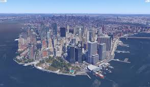 Google Maps New York City by Google Earth Has Become Unbelievably Photorealistic Imgur