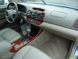 2004 toyota camry le specs 2004 toyota camry xle v6 taupe dashboard photo 53491364