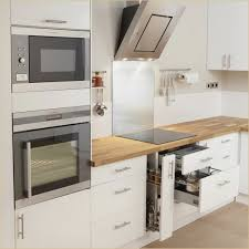 meuble cuisine laqué noir meuble cuisine laqué noir unique génial meuble cuisine blanc idées